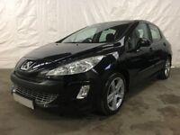 2008 Peugeot 308 1.6 VTi Sport 5dr **Full Years MOT** Cheap Cars Glasgow