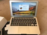 """Macbook Air 2015 - 11"""" - As New - Very Low battery Cycle"""
