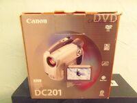 'Canon' Camcorder