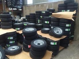 Ifor Williams trailer wheels trailer tyres trailer brakes parts