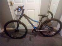 JAMIS HELIX Women's Mountain Bike 27.5 - Good Condition 14 inch frame