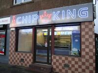 FISH & CHIP SHOP / TAKEAWAY FOR RENT