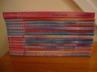 "GIRL'S BOOKS ""THE TIARA CLUB"" BY VIVIAN FRENCH"