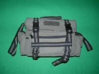 Cobra camera and gadget bag