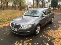 2007 (57) VOLKSWAGEN PASSAT SPORT 170 2.0 TDI SALOON **FULL SERVICE HISTORY + DRIVES VERY GOOD**