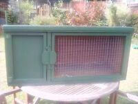 Rabbit/animal hutch for sale