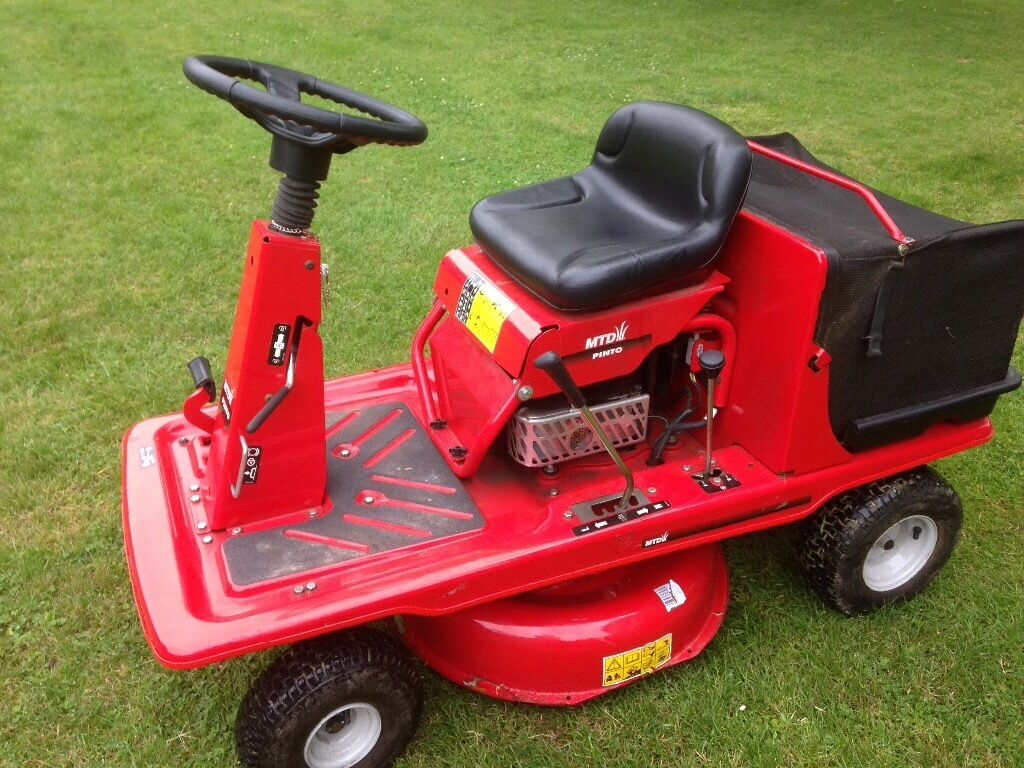 Mtd Mud Mowers : Mtd pinto lawn mower in wigan manchester gumtree