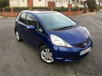 Honda jazz I-vetch ex 1.4 petrol automatic 2010 in excellent condition, comes with 3 months warranty
