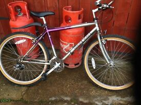 Good condition carrera mountain bike