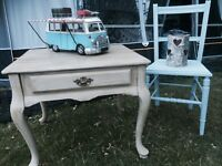 Annie sloane shabby chic table