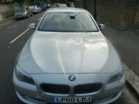BMW 520D F10 2011 SILVER 1 PRWEVIOUS OWNER