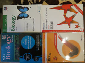 Higher grade Howtopass books , Exam papers for Biology Chemistry English Maths Physics