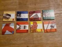 16 x Billy bragg cd albums
