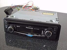 PANASONIC STEREO RADIO/CD - MODEL CQ C1113NW
