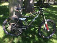 Kona Hei Hei 100 Mountain Bike for sale.