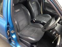 Clio sport leather interior