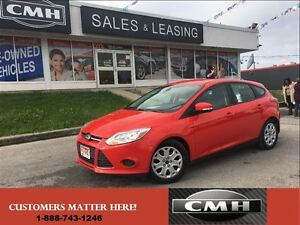2014 Ford Focus SE PWR-GROUP *CERTIFIED*