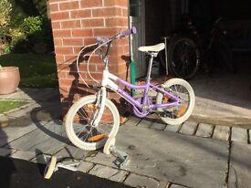 Girl's bike for sale - Giant