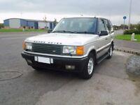 Range Rover p38 dse.
