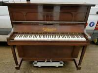 Traditional upright piano