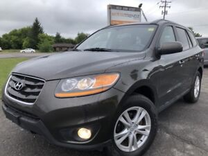 2011 Hyundai Santa Fe GL 3.5 AWD V6 with Heated Seats, Blueto...