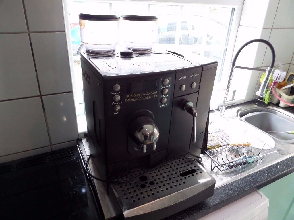 Jura X7-S Commercial coffee machine
