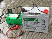 Golf Trolly Battery