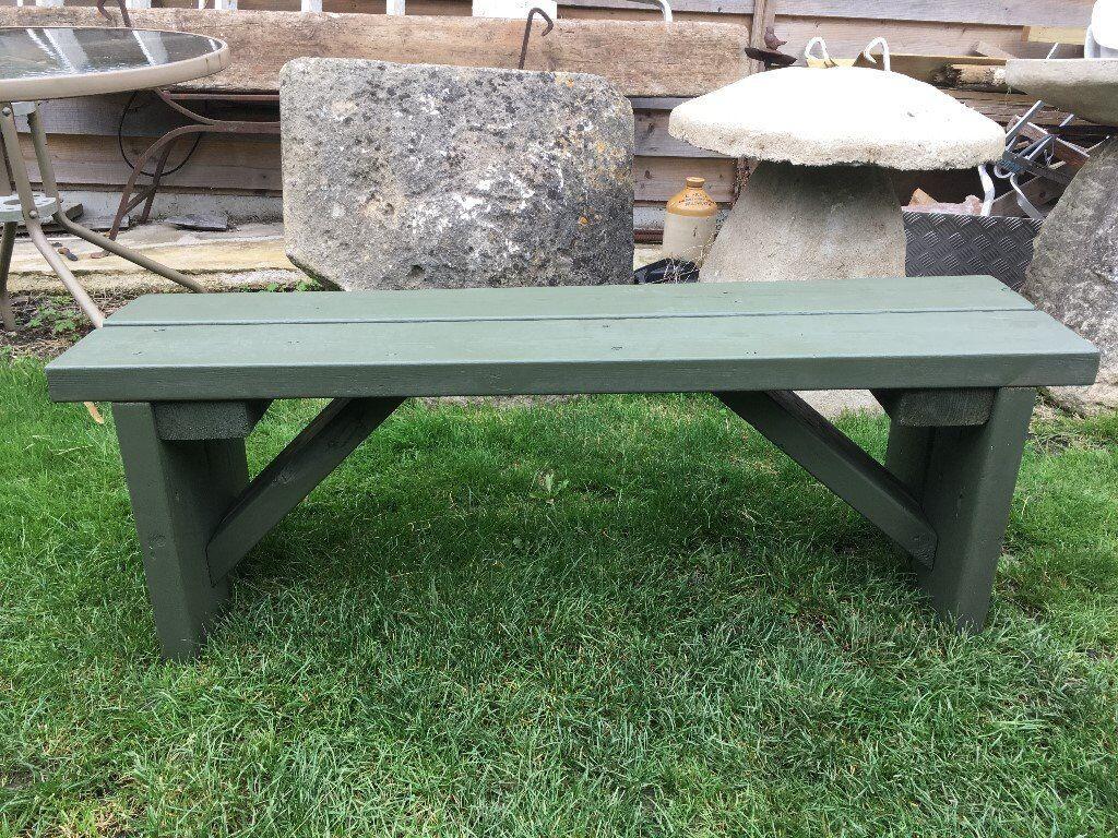 4ft Indoor/Outdoor Bench