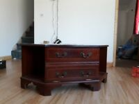 Free TV Stand / cupboard. Solid wood