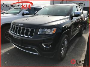 2016 Jeep Grand Cherokee Limited 4X4 TOIT OUVRANT DEM.DISTANCE C