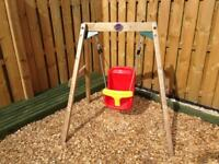 Plum baby/toddler swing