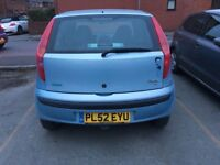 FIAT PUNTO 1.2 AUTOMATIC 5 DOOR RUNS AND DRIVES WELL