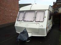 Caravan duble Axel 6 bert for sale