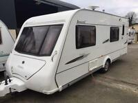 2008 elddis avante club 6 berth