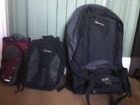 Berghaus jalan rucksack and hydration backpack