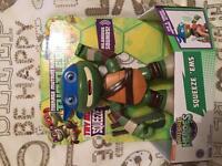 Ninja turtles toy