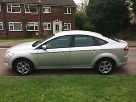 Ford mondeo hatchback (2009)