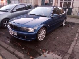 Bmw 325 ci coupe M sport in very good condition