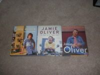"Jamie Oliver ""Naked Chef"" Books - all 3"