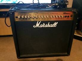 Marshall MG series 100dfx amplifier