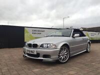 BMW E46 330ci Convertible **BIG SPEC**