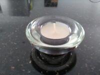 52 Glass Wedding Tealight holders