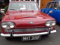 Triumph 2000 MK1 1967
