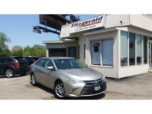 2015 Toyota Camry LE UPGRADE PKG - BACK-UP CAM! ALLOYS!