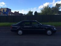 Mercedes c180 automatic low mileage
