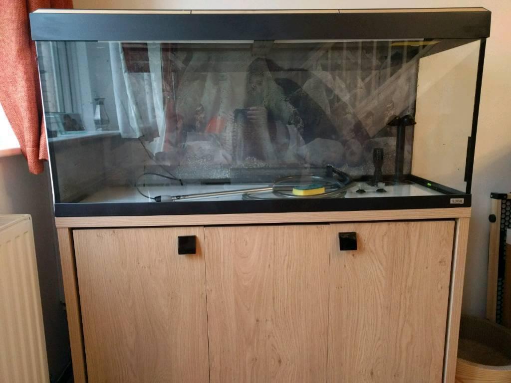 Fluval roma 240 aquarium fish tank - Fluval Roma 240 Aquarium