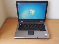 Toshiba Laptop Microsoft Windows 7 Office 2GB RAM 120GB HDD Wifi