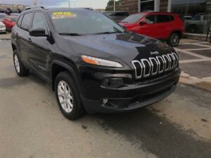 2015 Jeep Cherokee LOW KMS/TWO SETS TIRES/EXT WARRANTY