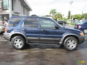 2003 Ford Escape Wagon Caulfield North Glen Eira Area Preview