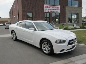 WOW SPORTY 2011 DODGE CHARGER RALLYE CERTIFIED $11,999.00